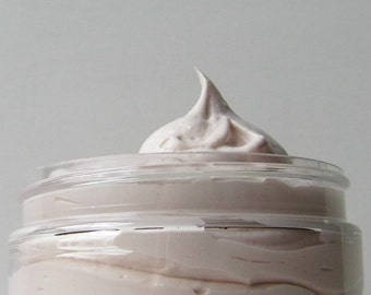 Creamy Body Washes, Gingerbread Whipped Soap, Cream Soap, Foaming Bath Whip, Fluffy Whip, Large 8 oz  Soap in a Jar, by Fairy Bubbles