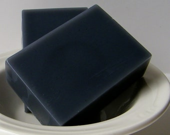 Noir Natural Soap, Scented Bar Soap, Vegan Soaps