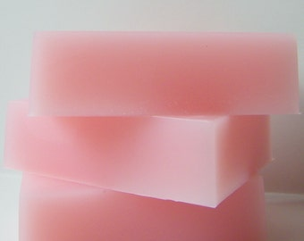 Pink Grapefruit Soap - Natural - Vegan
