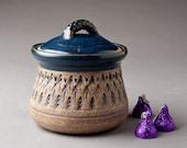 Patterned Keepsake Jar - On Sale