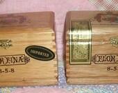 Arturo Fuentes Flor Fina 8 5 8 recipe cigar box
