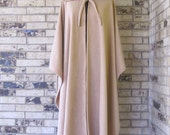 PICK YOUR COLOR  Irish Cape Beige Fleece Plus Size