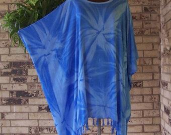 Plus Size Rayon Tunic