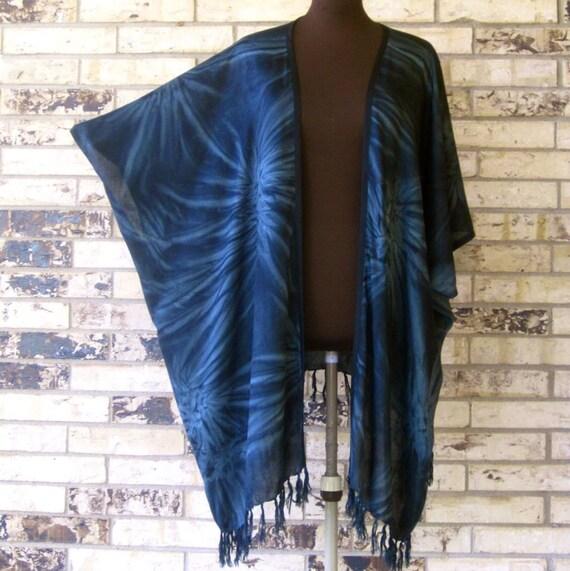 Lightweight Rayon Cocoon Jacket