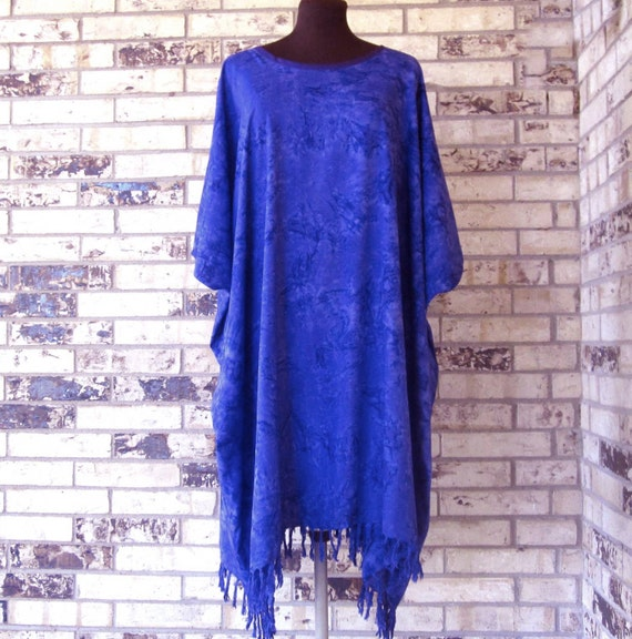 Plus Size Premium Purple Tunic