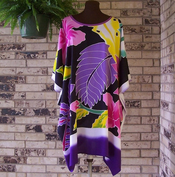 Premium Quality Tropical Rayon Tunic