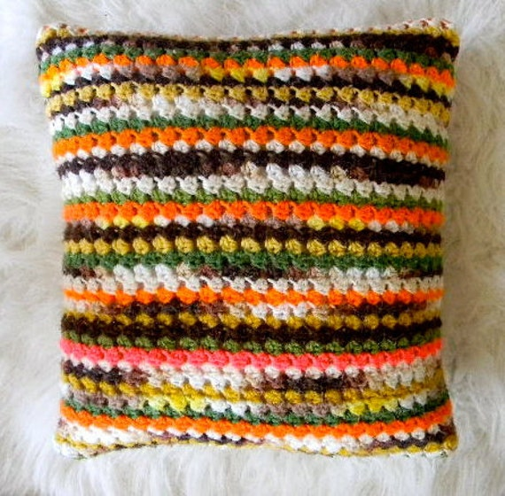 vintage gammy pillow cover