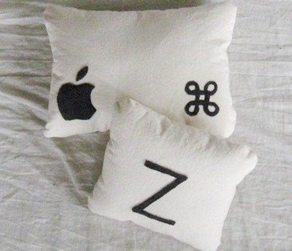 mac lovers pillow