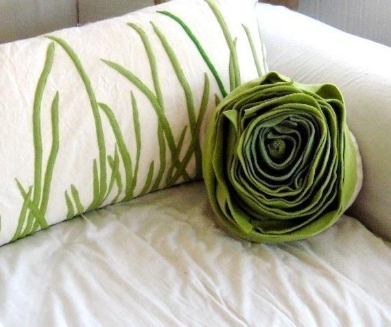 reserved tall grass pillow fabric