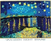 Van Goghs Night Stars--LB04217