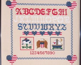 Americana Sampler--LB97063