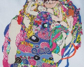 Gustauv Klimts, The Maidens--LB04224
