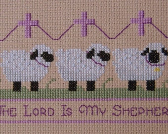 The Lord is My Shepherd--LB10273
