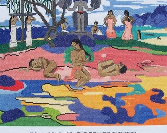 Day of the God  by Paul Gauguin