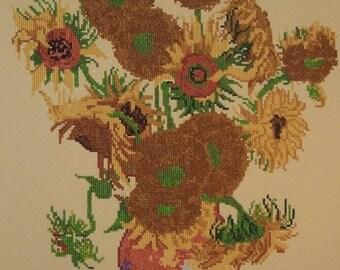 Van Goghs, Sunflowers-LB96044