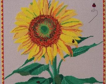Lady Sunflower II--LB03195