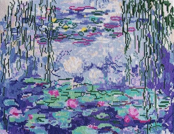 Monets Nympheas (Waterlilies)--LB97069