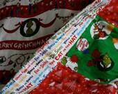 Merry Grinchmas Blanket