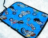 Chalkboard Placemat - Motorcycles