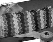 Handbag Purse - 1940s Vintage Pattern Digitally Restored PDF e-Book - Instant Download