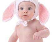 Handmade Custom Easter Bunny Hat for a LIMITED TIME