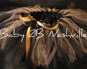 New Orleans Saints Toddler and Baby Tutu