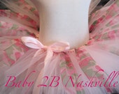 Baby Tutu in Pink  Army C...