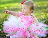Baby Tutu in Pink and Gre...