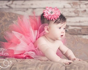 Birthday Bash Newborn Baby Tutu Skirt Tutu Only