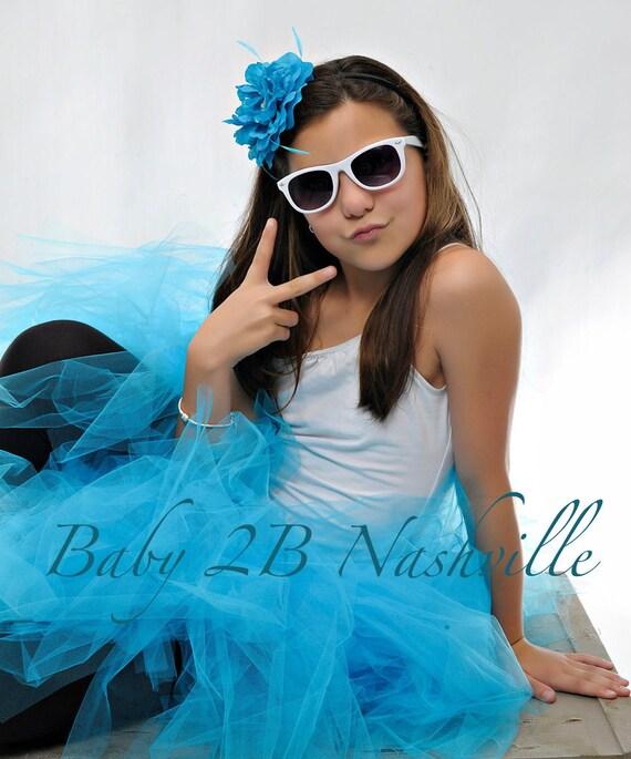 Wedding Dress Skirt Flower Girl Skirt Baby Tutu Skirt Girls Tulle Skirt Toddler Long Skirt Girls Tutu Skirt Girls Dress Skirt