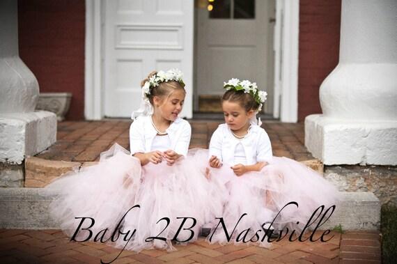 Wedding Dress Skirt Flower Girl Tulle Skirt Girls Tutu Skirt Party Skirt Tutu Skirt Baby Skirt Toddler Skirt Girls Skirt Junior Bridesmaid