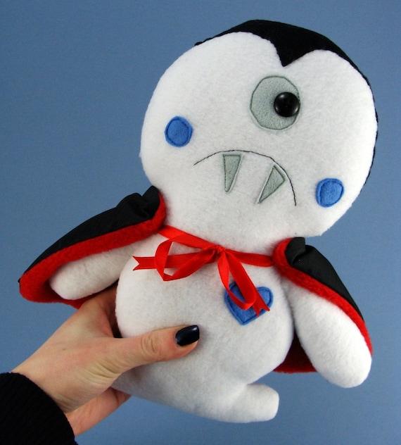 Vamplush the Vampire - Soft toy creature