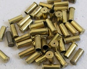 Drilled 22 Caliber Bullet Casings - Lot of 50 - Beads