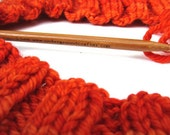 Bamboo circular knitting needles 40 inches US size 9 - FREE SHIPPING