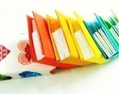 Miniature Origami Handbound Book PDF Tutorial