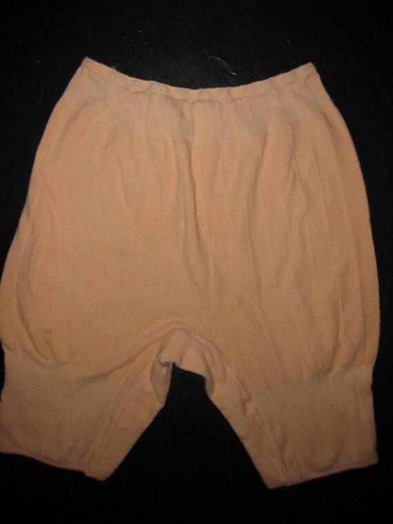 VINTAGE Crown Panties Bloomers Shorts 20s 30s
