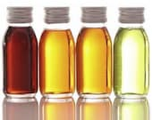 4oz Fragrance Oils - Candles, Wax Tarts, Warmers - Lemon Cake, Jelly Donut, Apple Pie, Maple Cream (Mixed Lot - 16 oz Total)