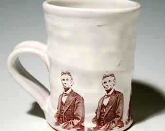 Choose Your Favorite US President, on a mug