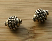 Bali Sterling Silver Rope Beads