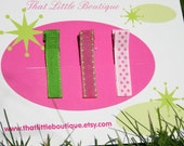Yummy Watermelon TLB Classic Clippies  Buy 3 sets get 1 free