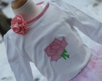 Kacey Rose  Foundation T shirt Rose  TLB