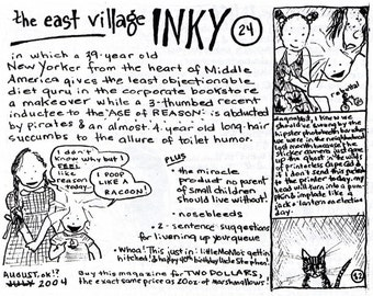 The East Village Inky, Issue No. 24