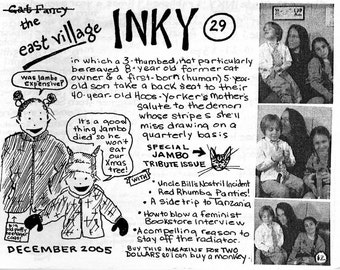 The East Village Inky, Issue No. 29