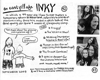 The East Village Inky, Issue No. 42