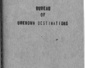 Bureau of Unknown Destinations: Patchogue Off-Season 2012