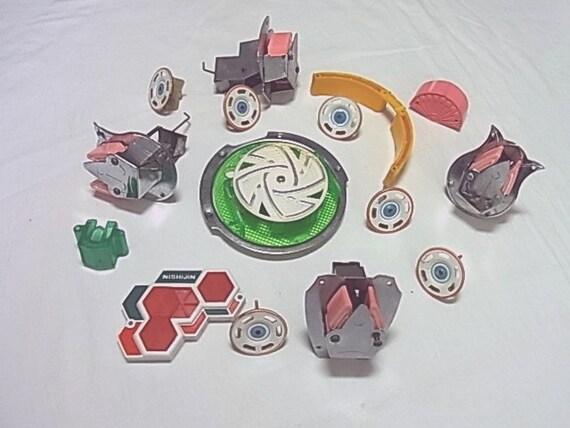 15 Vintage Pachinko Game Parts Supplies 1970s