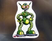 Nezbit the Robot Magnet