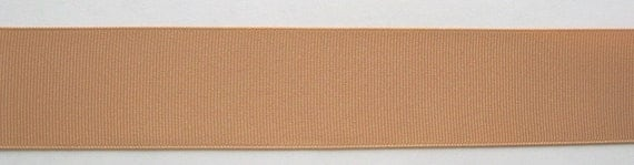 Grosgrain Ribbon Curry- 10 yds 1 1/2 inch wide  or 16yds 7/8 inch wide