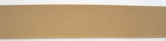 Grosgrain Ribbon Dijon Gold- 16yds 7/8 inch wide