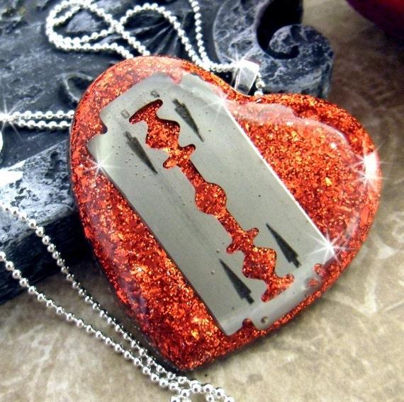 Hearts Decay - Big Resin Heart